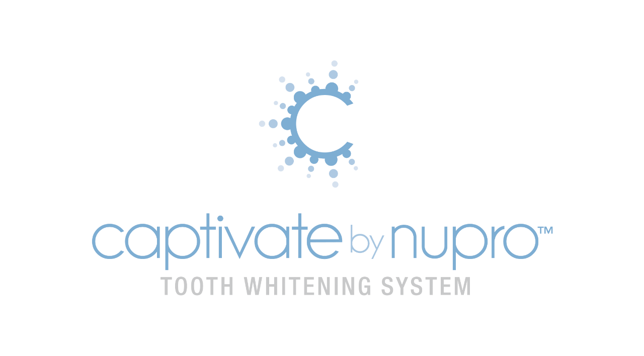 Image for Captivate by NUPRO 36% Hydrogen Peroxide In-Office Tooth Whitening System