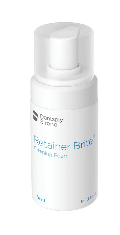 Retainer Brite Foam 15ml Sample Pack