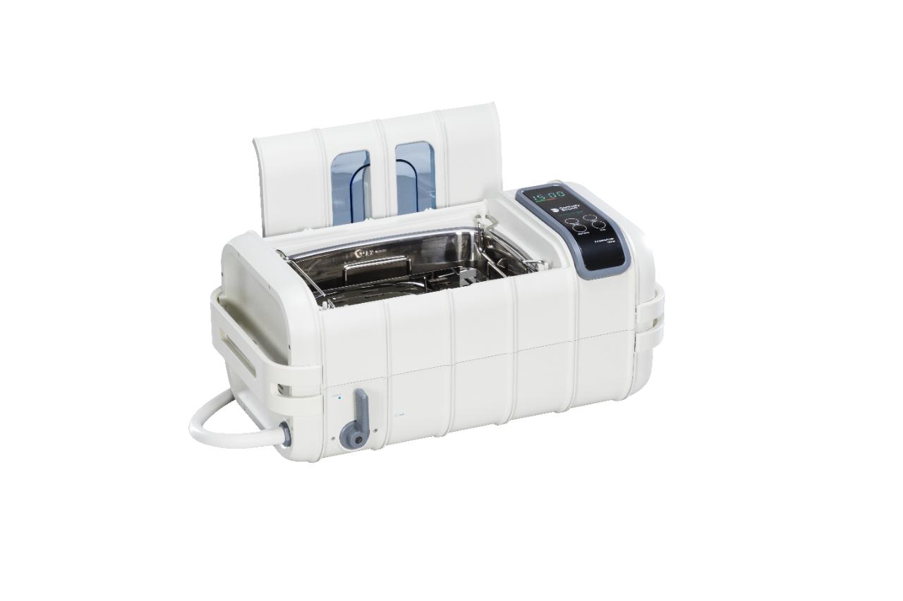 Ultrasonic bath for dental prostheses: overview, features and types 51