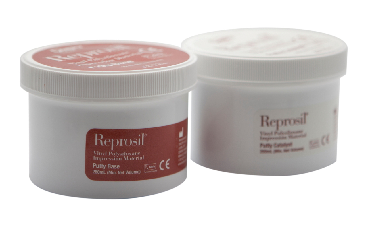 Reprosil VPS Impression Material Putty 1 (260ml) jar of base