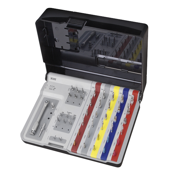 Surgical kit for dental surgical procedures